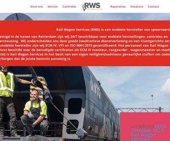 Rail Wagon Services (RWS) B.V.