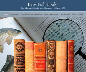 Richter Rare Fishbooks verzendaquariaat