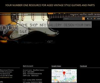 Rebelrelic Electric Guitars