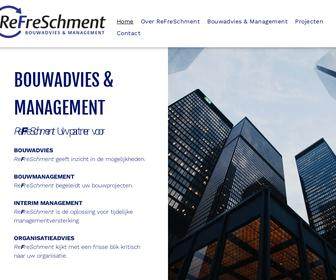ReFreSchment Bouwadvies & Management