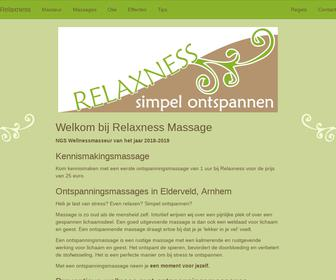 Relaxness Massage