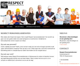 Respect Personeelsdiensten