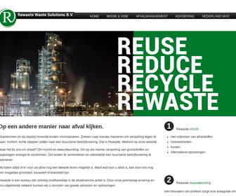 Rewaste Waste Solutions B.V.