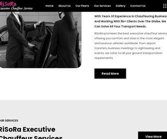 RiSoRa Executive Chauffeur Services