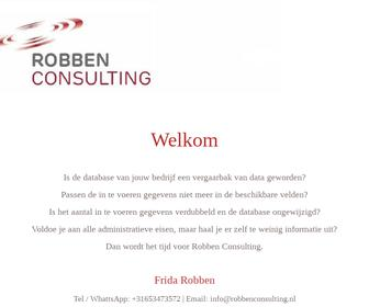 http://www.robbenconsulting.nl