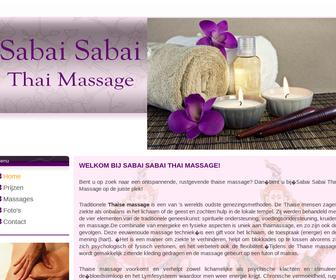 Sabai Sabai Thai Massage