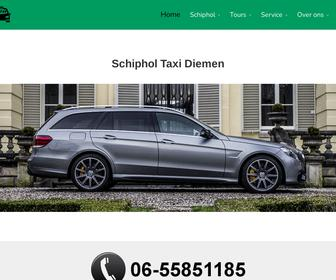 Taxi Connect Service Amsterdam