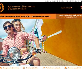 Scooterservice Hedel