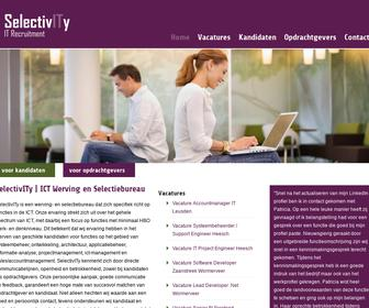 http://www.selectivity.nl