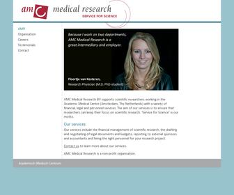 AMC Medical Research