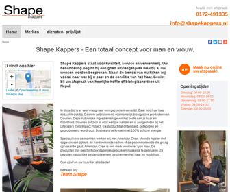 Shape Kappers