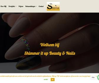 Shimmer it up Beauty