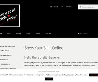 Show Your Skill .Online