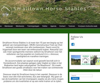 Smalltown Horse Stables