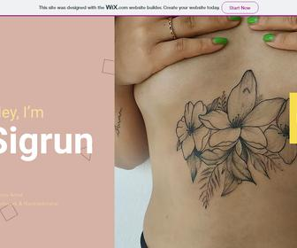 Sigrun Tattoos