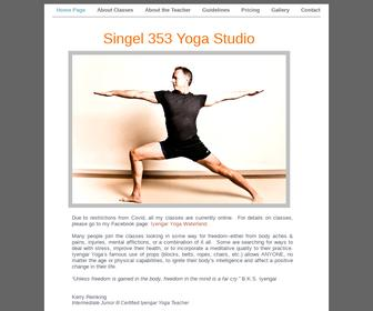Kerry Reinking Yoga Studio