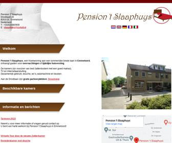 Pension 't Slaaphuys