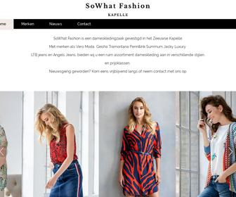 SoWhat Fashion