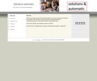 Solutions Automatic