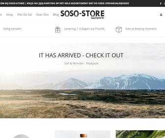 http://www.soso-store.com