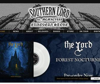 SLRE Southern Lord Recordings Europe
