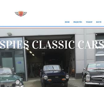 Spies Classic Cars