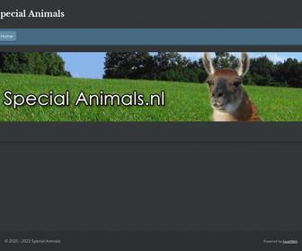 van de Peppel Special Animals