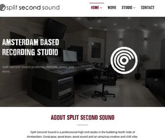 Split Second Sound