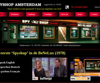 P.S.S. Spy-Shop (Personal Security Systems)