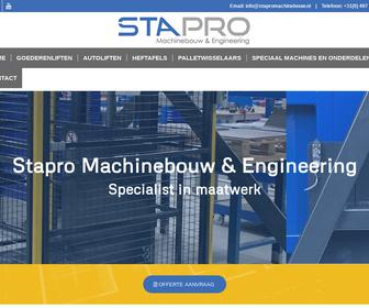 STAPRO Machinebouw