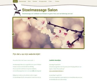Stoelmassage Salon