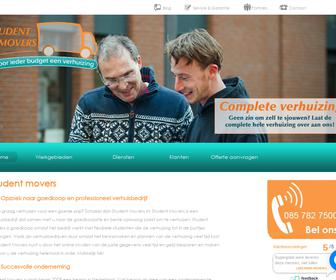 http://www.studentmovers.nl