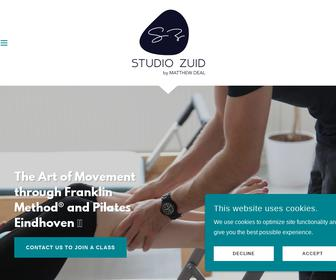 Studio Zuid voor Pilates en Franklin Educatie