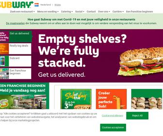 Subway Megastores
