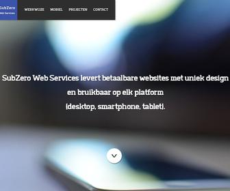 Subzero Webservices