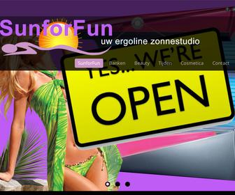 Sun for Fun | uw Ergoline zonnnestudio