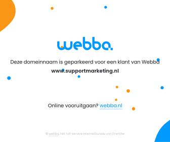 Support Marketing