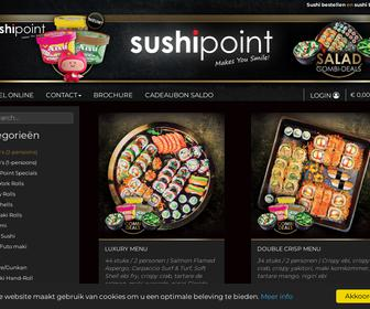 http://www.sushipoint.nl