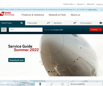 Swiss World Cargo