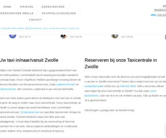 Taxibel Centrale