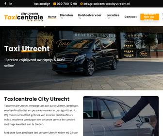 Taxicentrale City Utrecht
