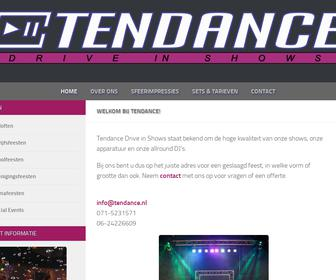 Tendance Drive In Shows