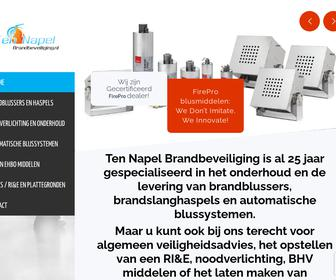 Ten Napel Brandbeveiliging