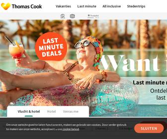 http://thomascook.nl