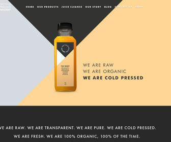 The Cold Pressed Juicery Lab B.V.