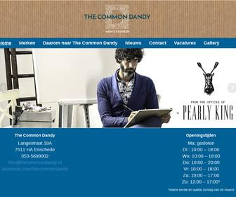 http://www.thecommondandy.nl