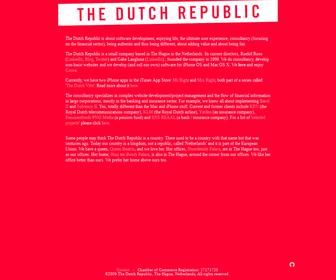 The Dutch Republic B.V.