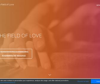 The Field of Love - Tantra massage, Relatie- & Intimiteitscoaching