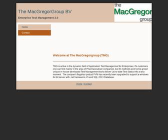 The MacGregor Group B.V.
