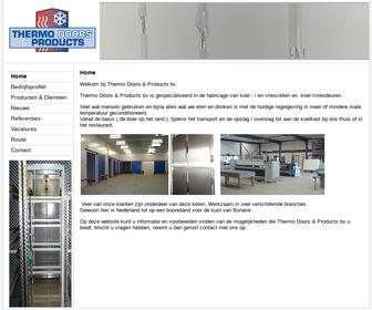 Thermo Doors & Products
